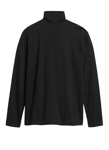 Banana Republic Luxury-Touch Performance Sweatshirt Mavi